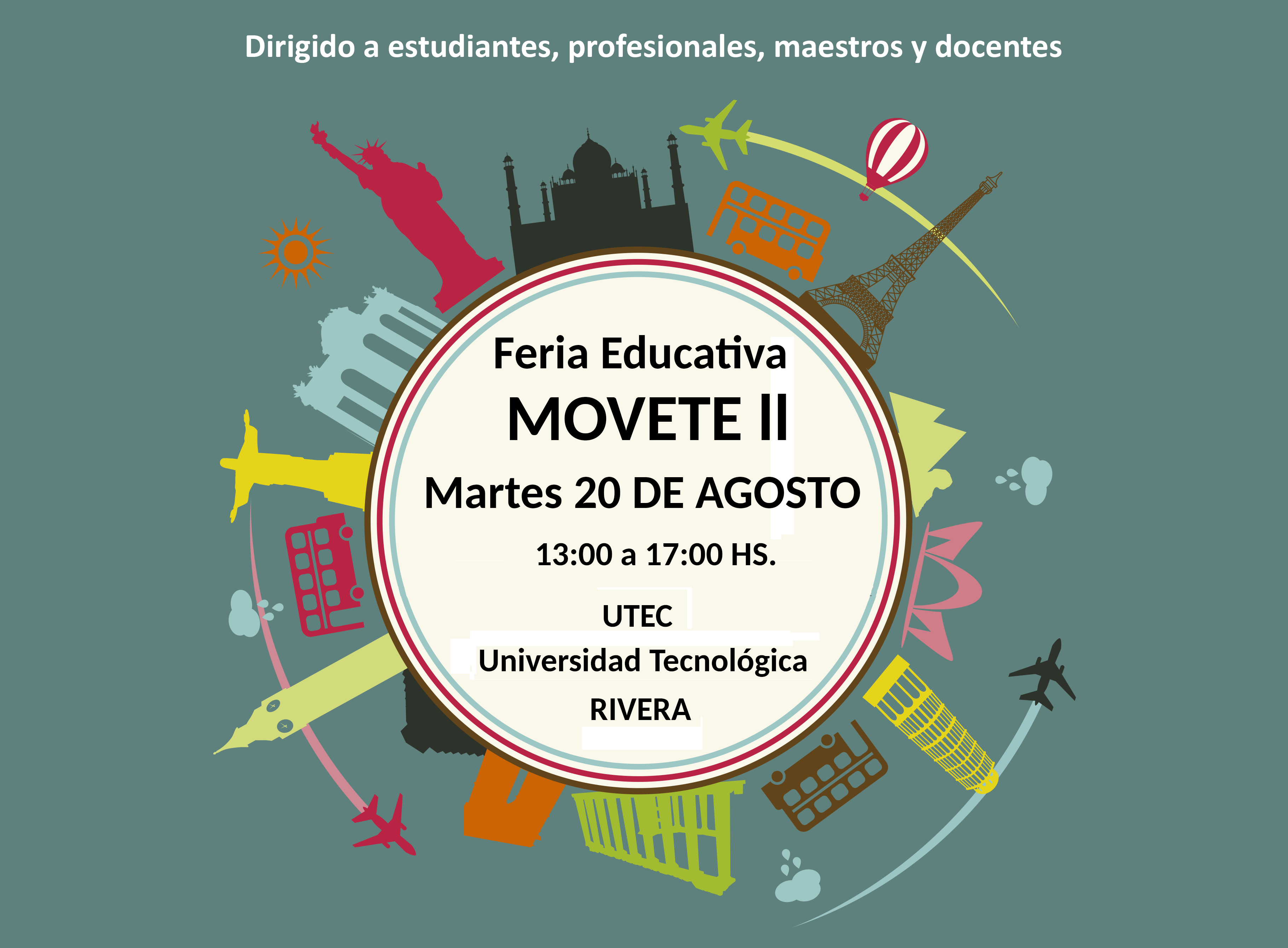 Feria Educativa MOVETE II